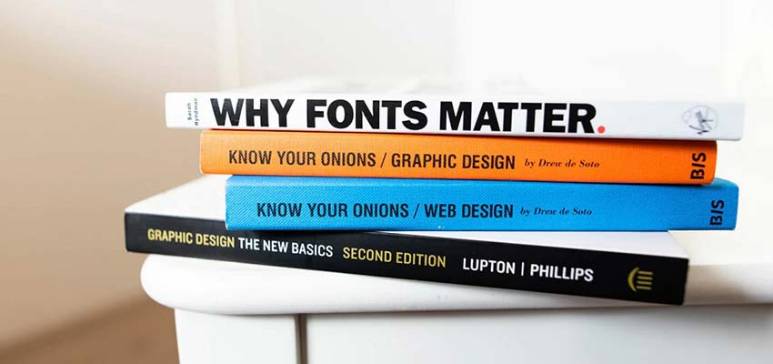 How To Choose The Right Font For Your Design?