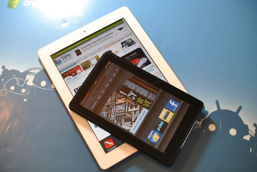 Why Ought to We Purchase The Kindle Fireplace Rather New IPad?