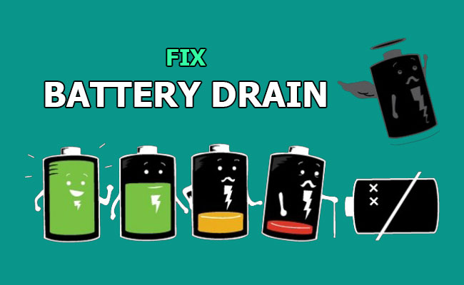 How to Fix Battery Draining in Android