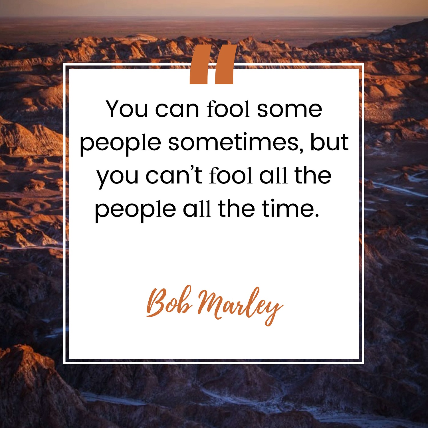 Best Bob Marley Quotes on Life