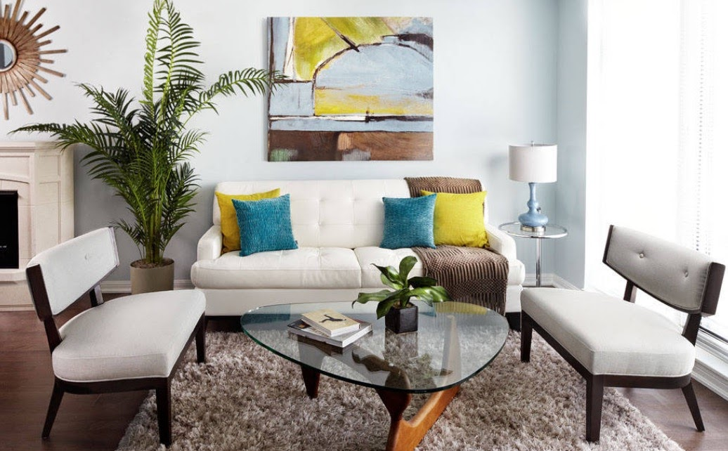 How to Arrange Tables in Your Living Room