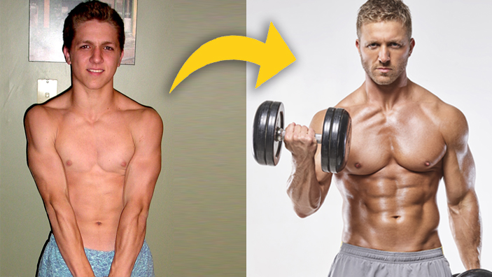 Fastest Way for a Skinny Guy to Gain Muscle