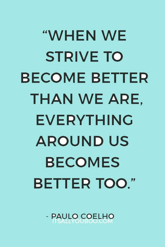 becoming better quote