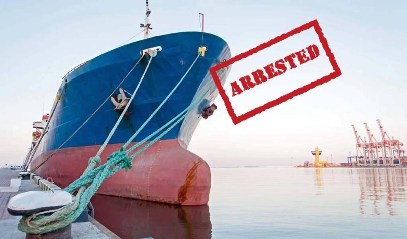 All about Ship arrest in Bangladesh