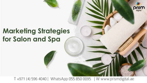 Marketing Strategies for Salon and Spa
