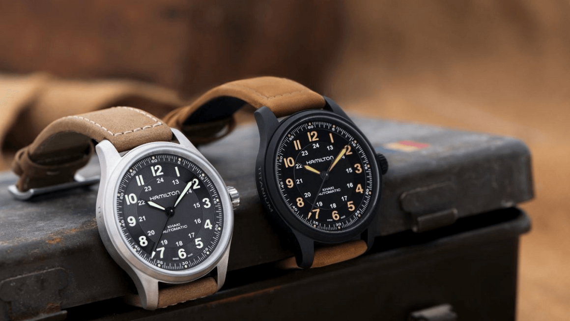 Watches from Hamilton