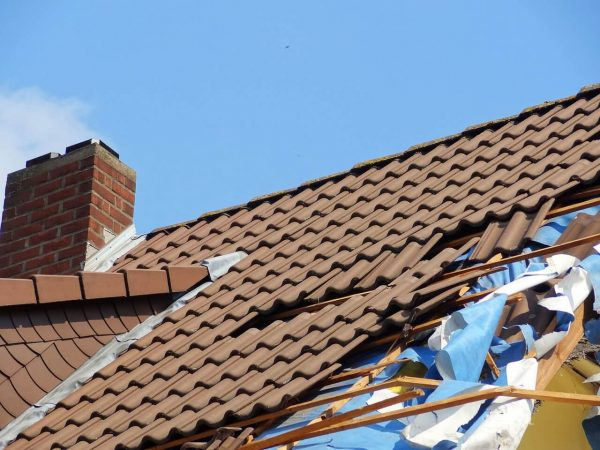 Storm-Damaged Roof: What to Do Now