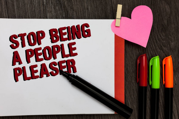signs of people pleaser