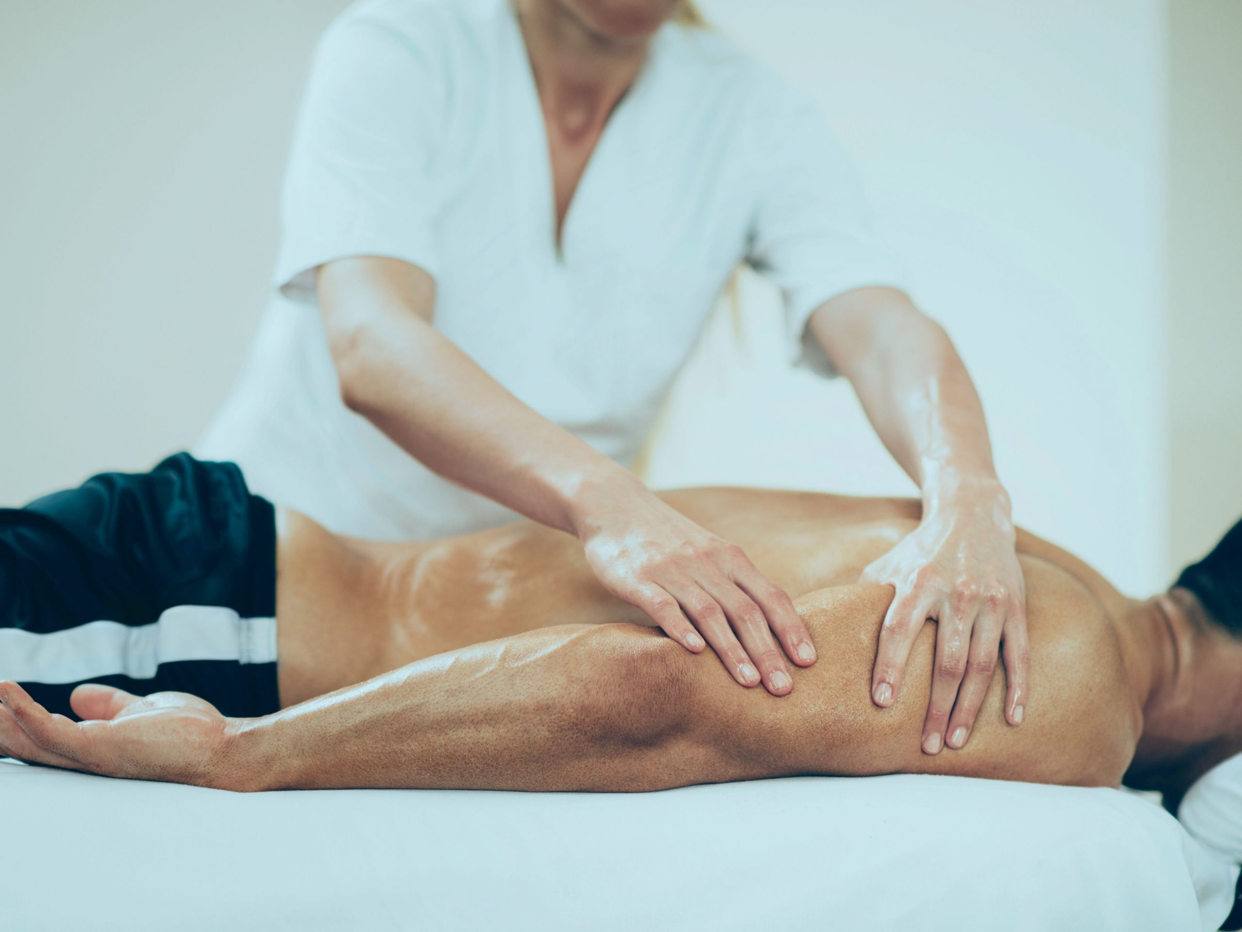 How Do You Know You Need A Sports Massage?