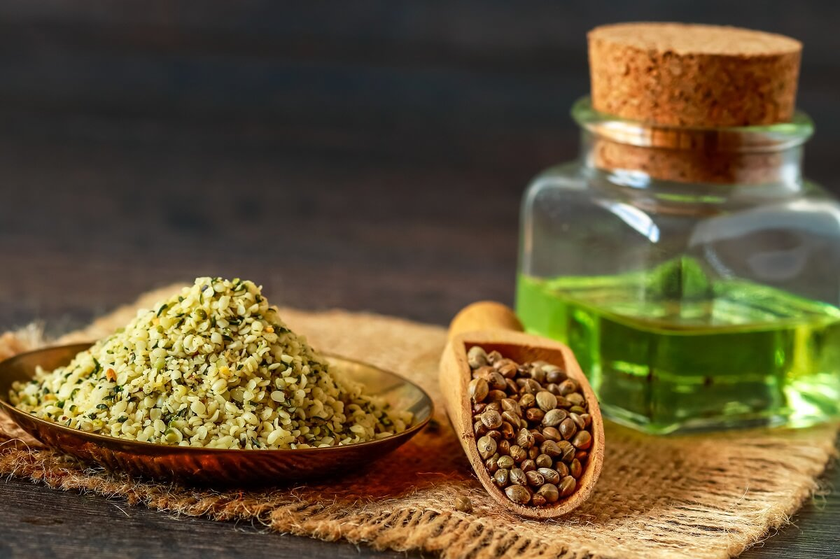 You Should Try Hemp Extract Oil