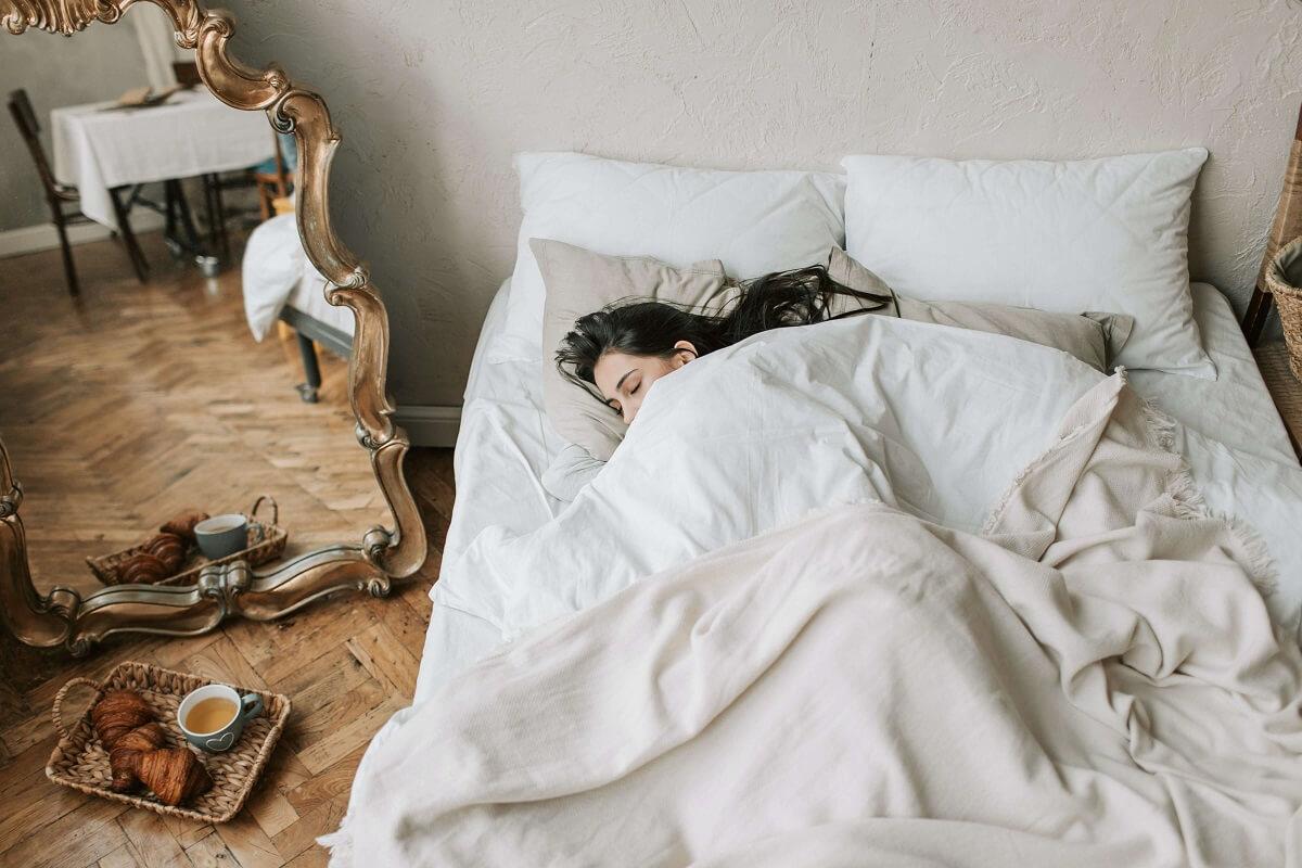 maximum comfort while you sleep